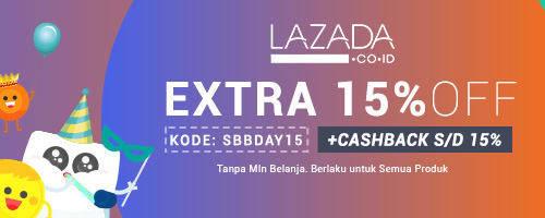 Lazada ID Exclusive voucher code