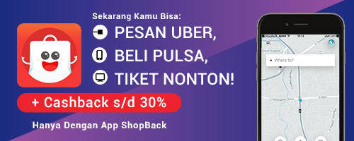 Download Aplikasi ShopBack Indonesia