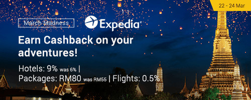 Expedia March Madness