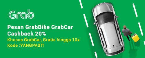 Promo Grab Shopback ID