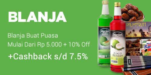 Promo Puasa Blanja.com
