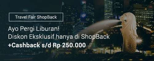 ShopBack Travel Fair 2017