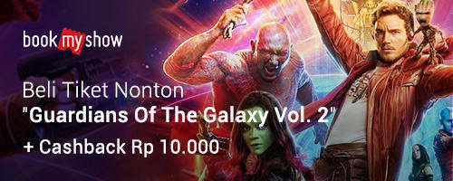 Bookmyshow Guardians Of The Galaxy Vol. 2