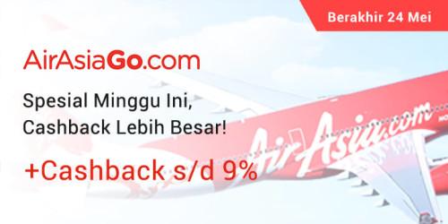 Promo Upsized AirAsiaGo