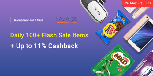 Lazada Flash Sale