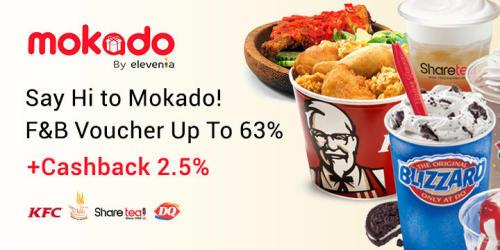 Promo Mokado