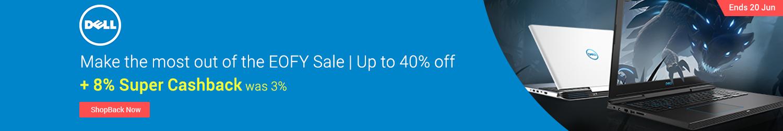 EOFY Dell 8%