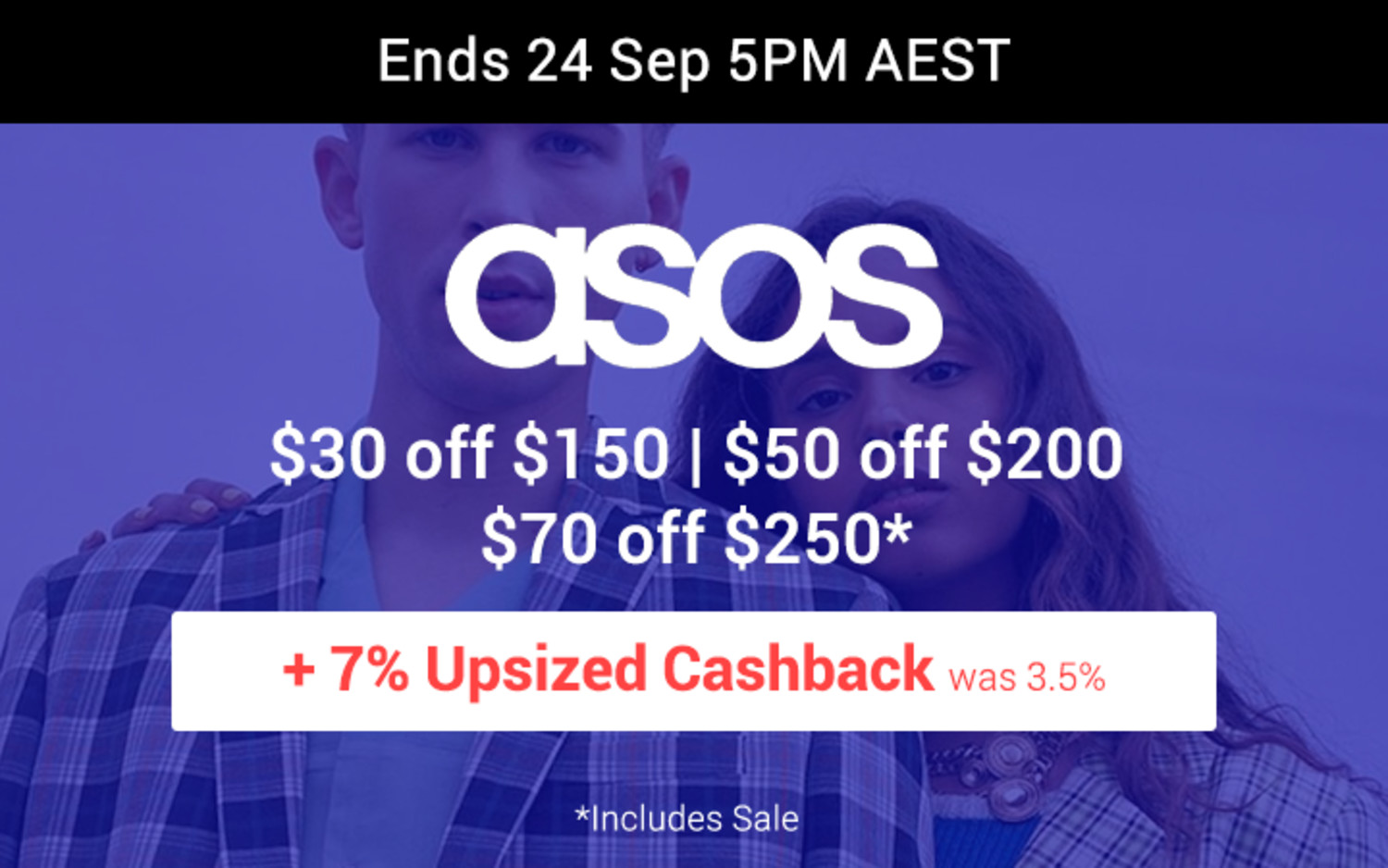 ASOS - Up to $70 off
