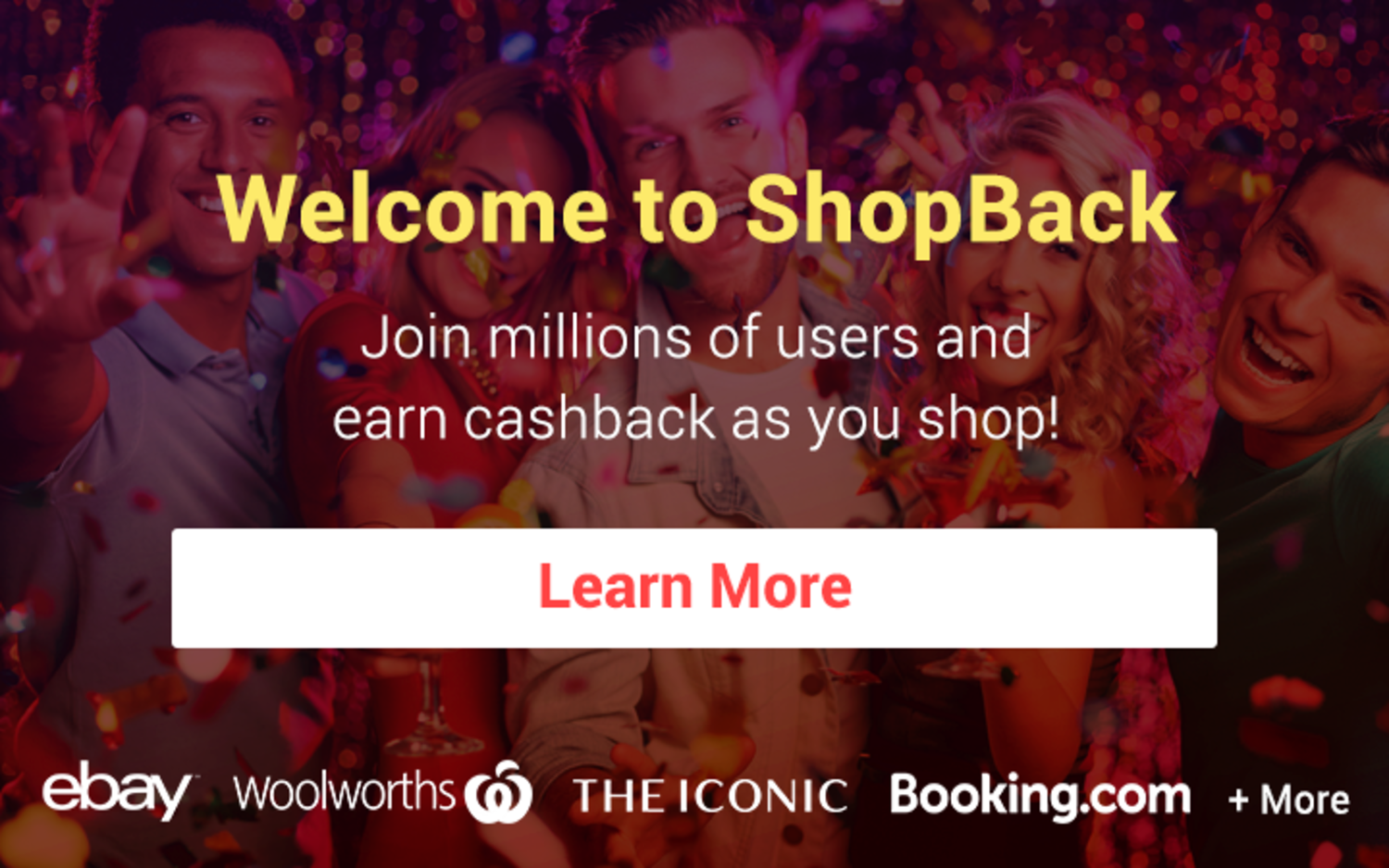 Welcome, How We Work - ShopBack