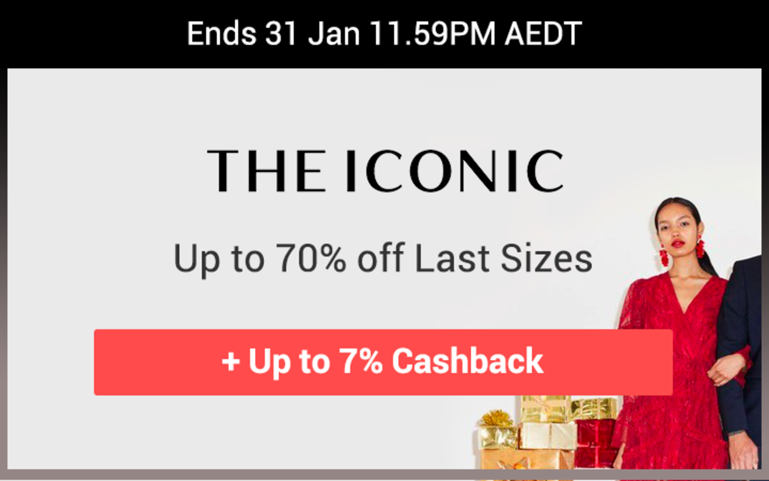 THE ICONIC - Up to 70% off Last Sizes