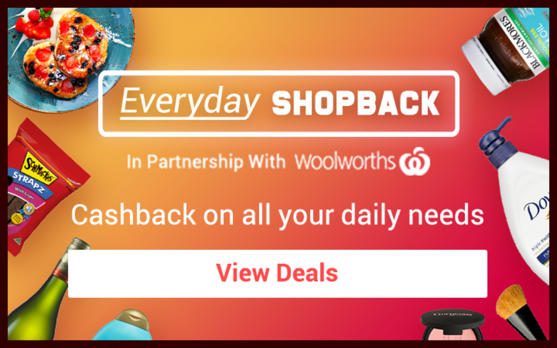 Everyday ShopBack Essentials