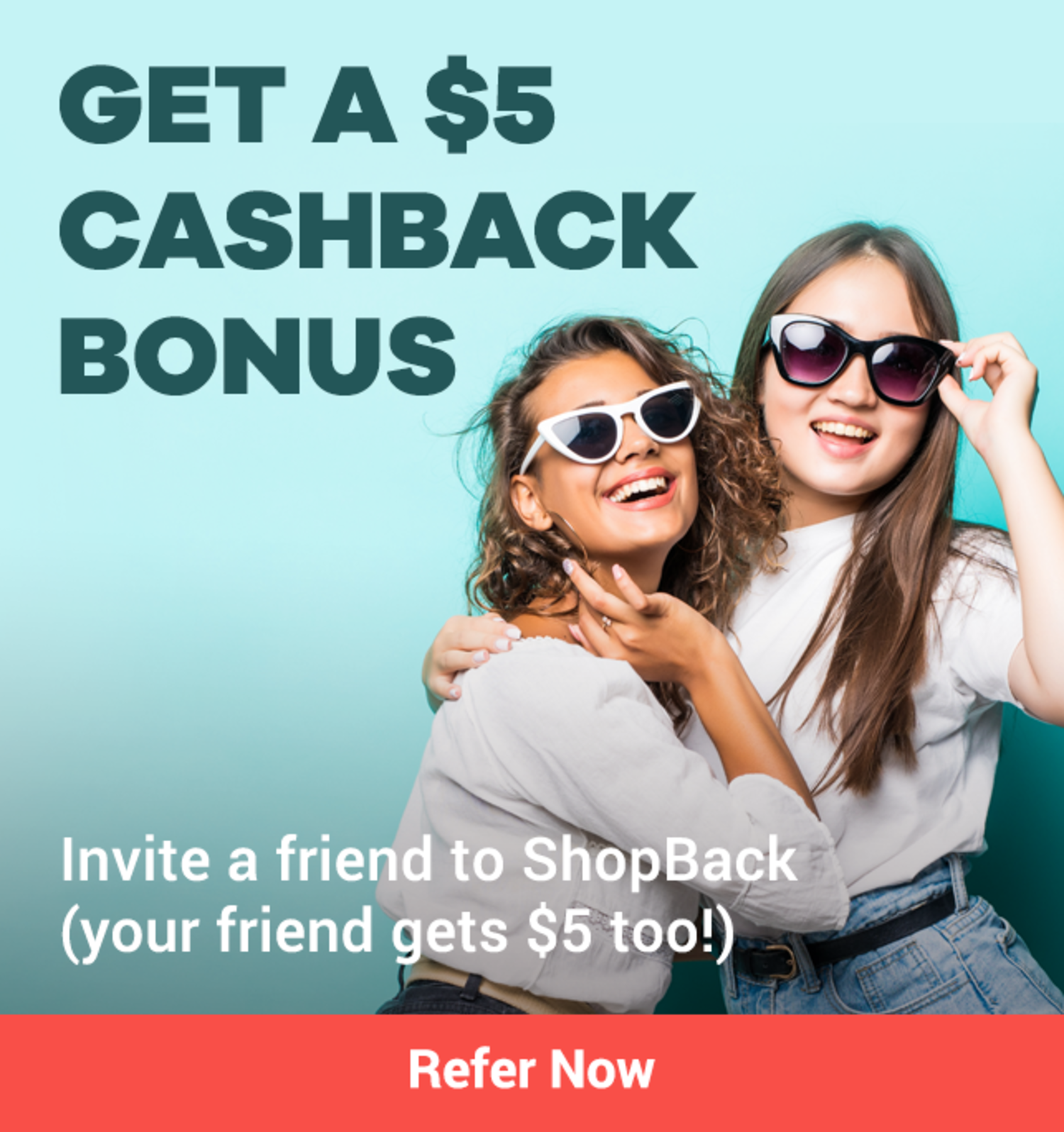 Refer a Friend (RAF) - Evergreen