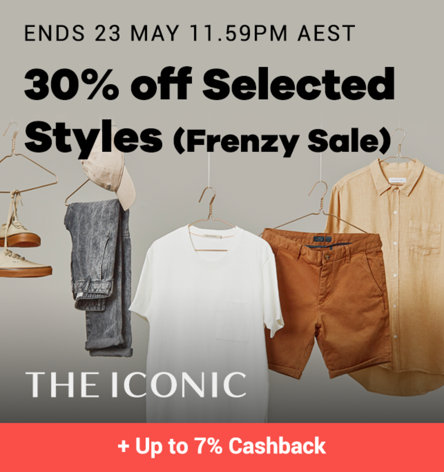 THE ICONIC - 30% off Selected Frenzy Styles
