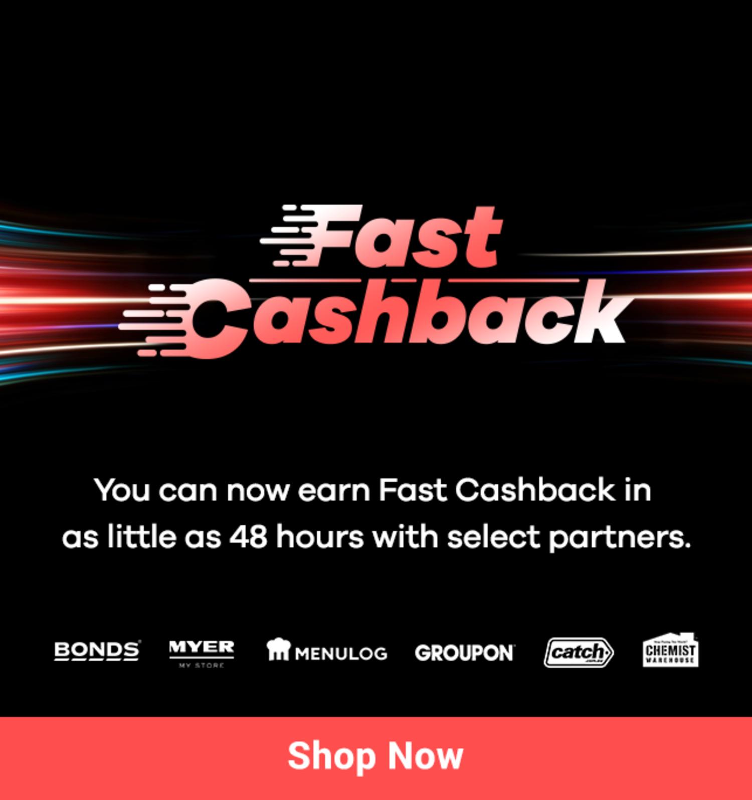 Fast Cashback
