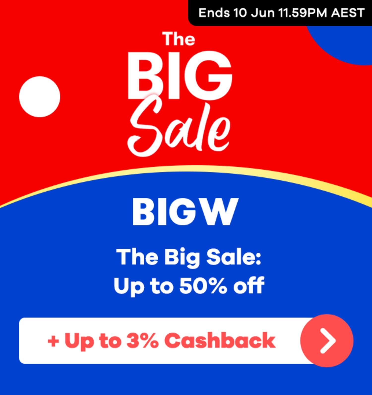 BIG W - The Big Sale