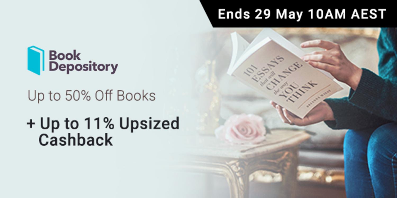 book depository upsized
