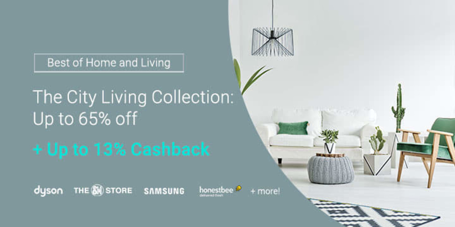 Affordable Home Improvements picks + Cashback on ShopBack
