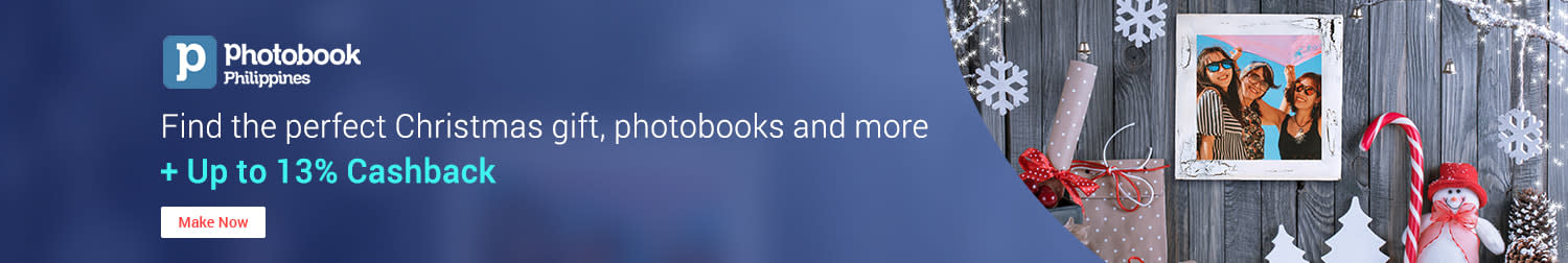 Photobook: Find the perfect gift, photobooks & more + Up to 13% Cashback