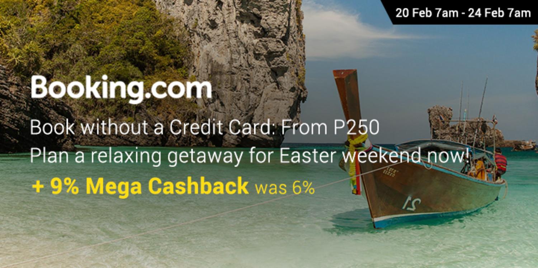 Booking.com Mega Cashback Deals, Promotions & Coupon Codes