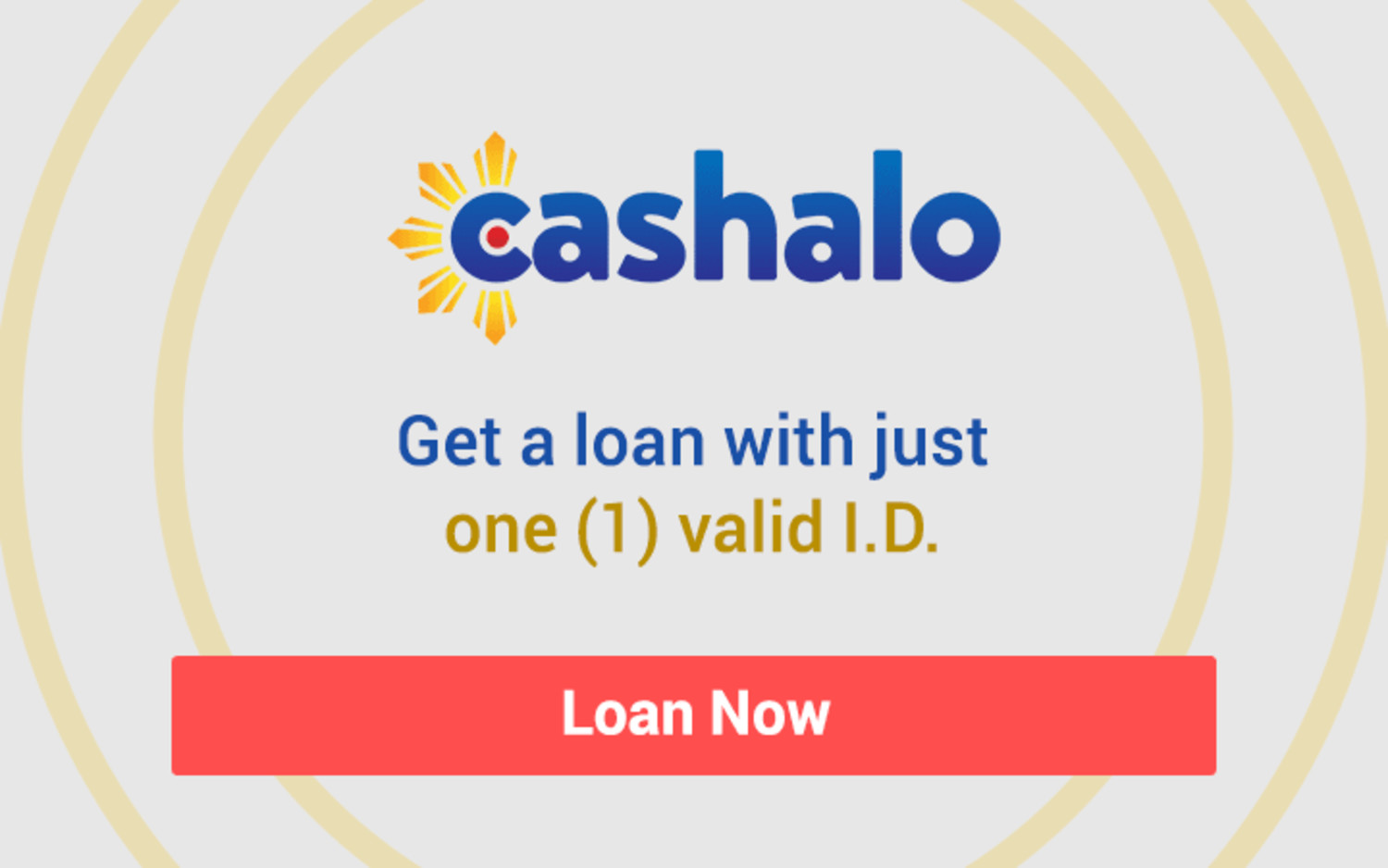 Cashalo: Borrow Money Online - Easy and Hassle-free money lending | ShopBack