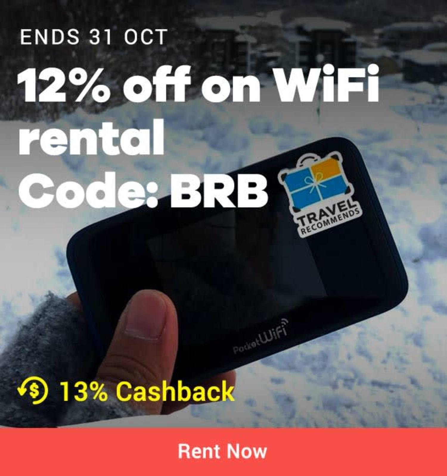 Flytpack: 12% Wifi
