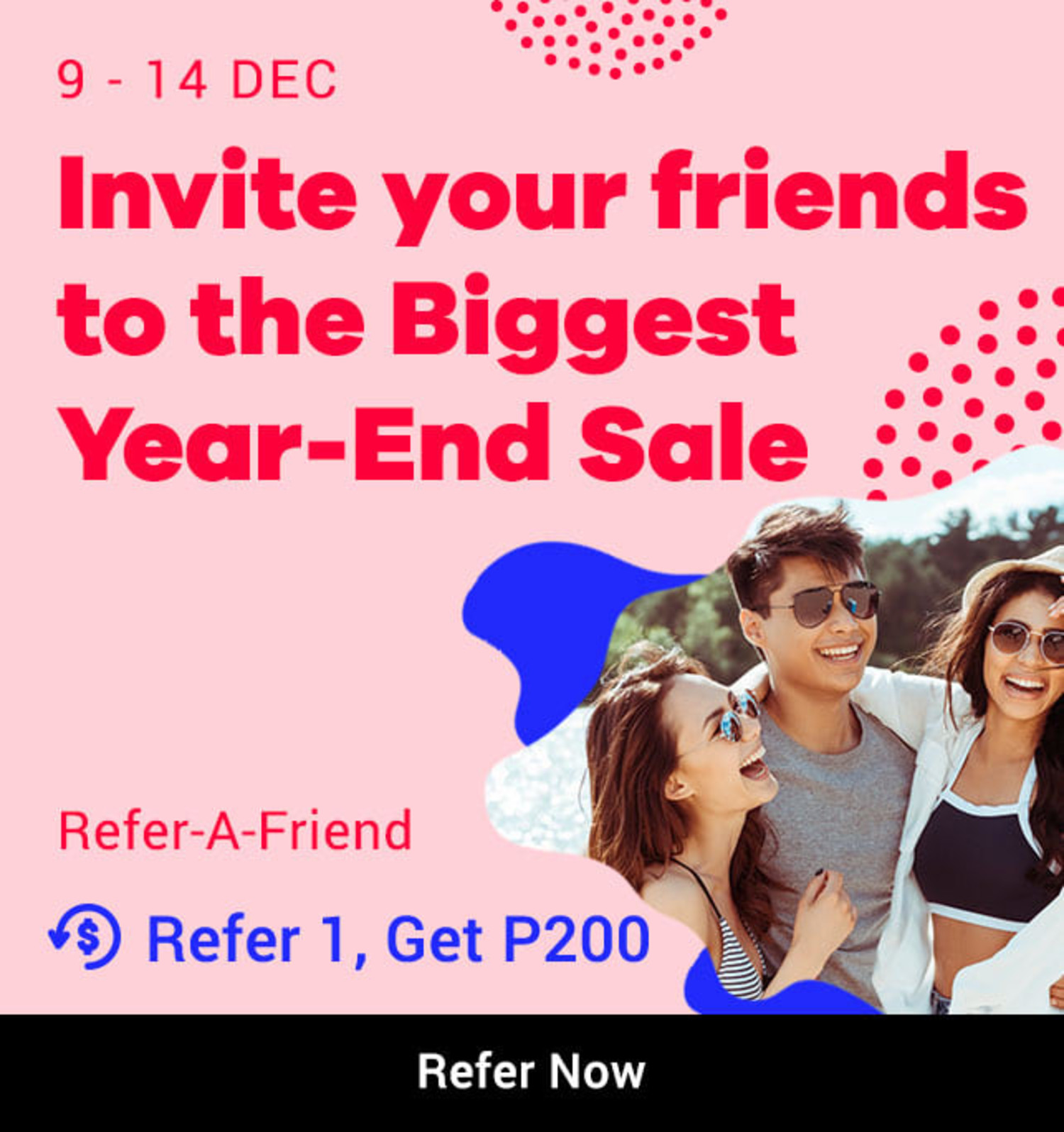 ShopBack Refer A Friend