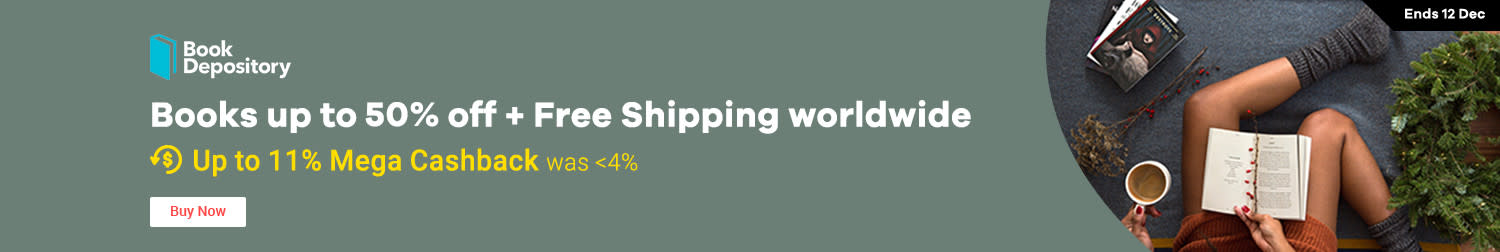Book Depository: Book Sale Up to 50% off + Free Shipping