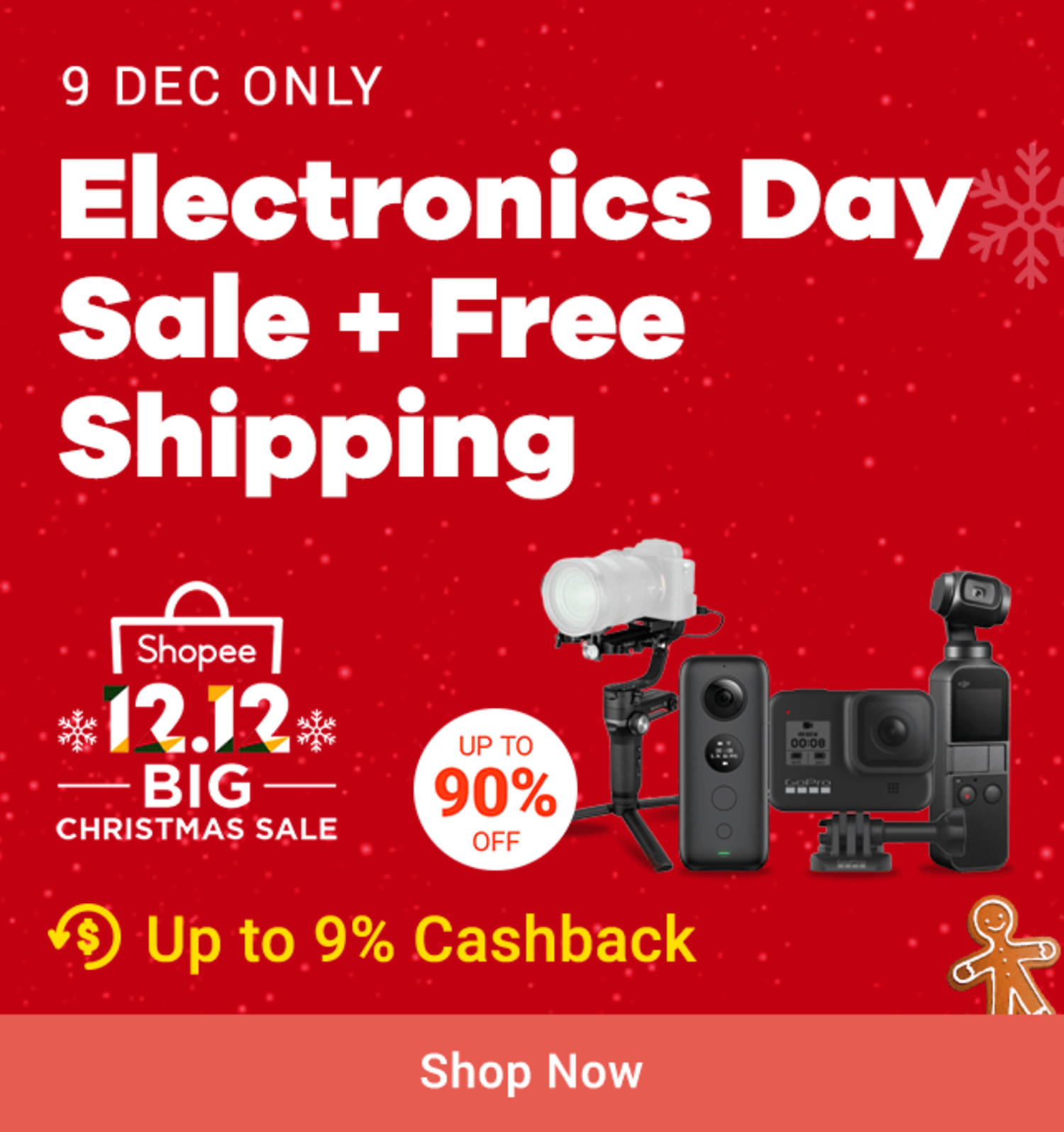 Shopee Electronics Day