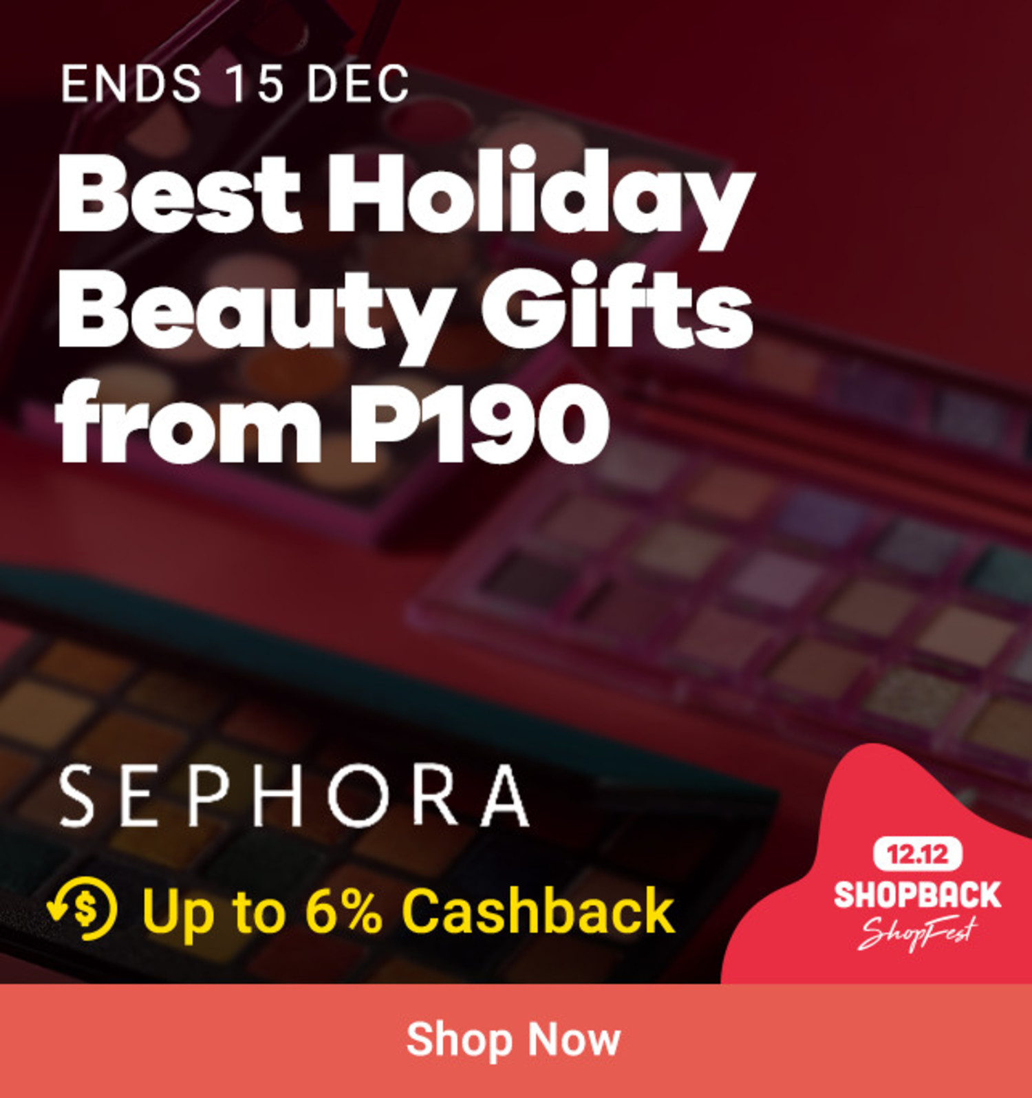 Sephora: Best Holiday Beauty Gifts from P190