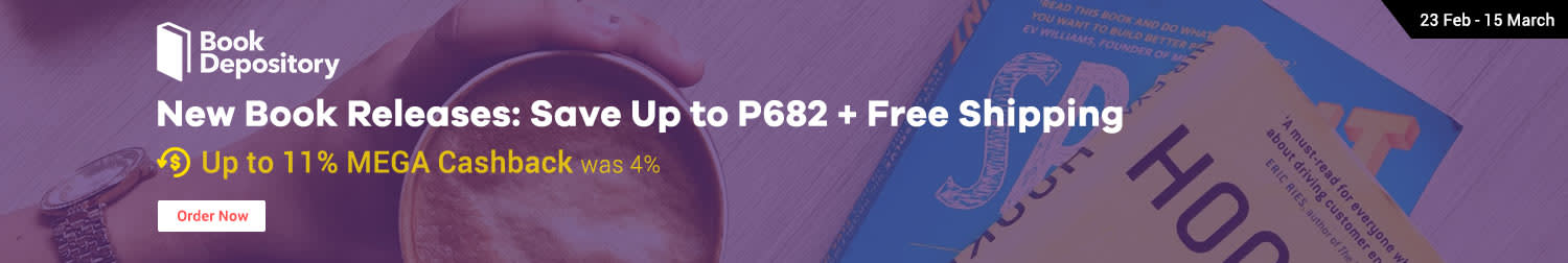 Book Depository: New Book Releases Save Up to P682
