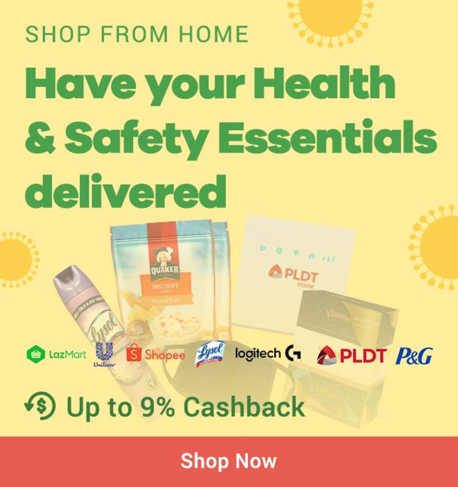 Health & Wellness Daily Essentials Up to 50% off