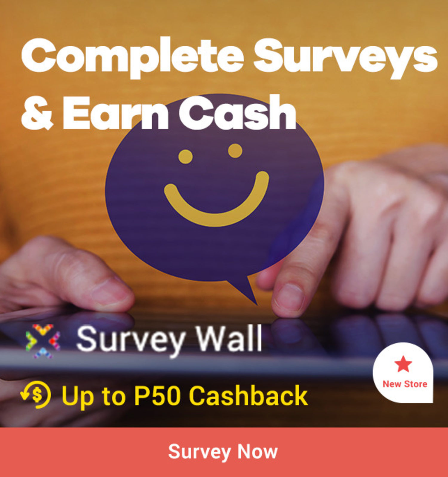 Survey Wall: Complete Surveys & Earn Cash