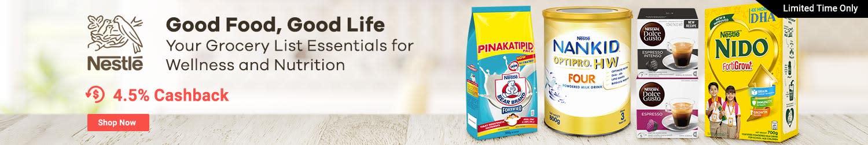 Nestle: Good Food, Good Life