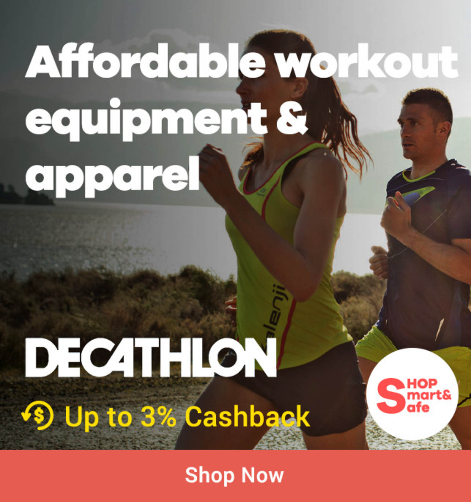 Decathlon: Affordable workout equipment & apparel