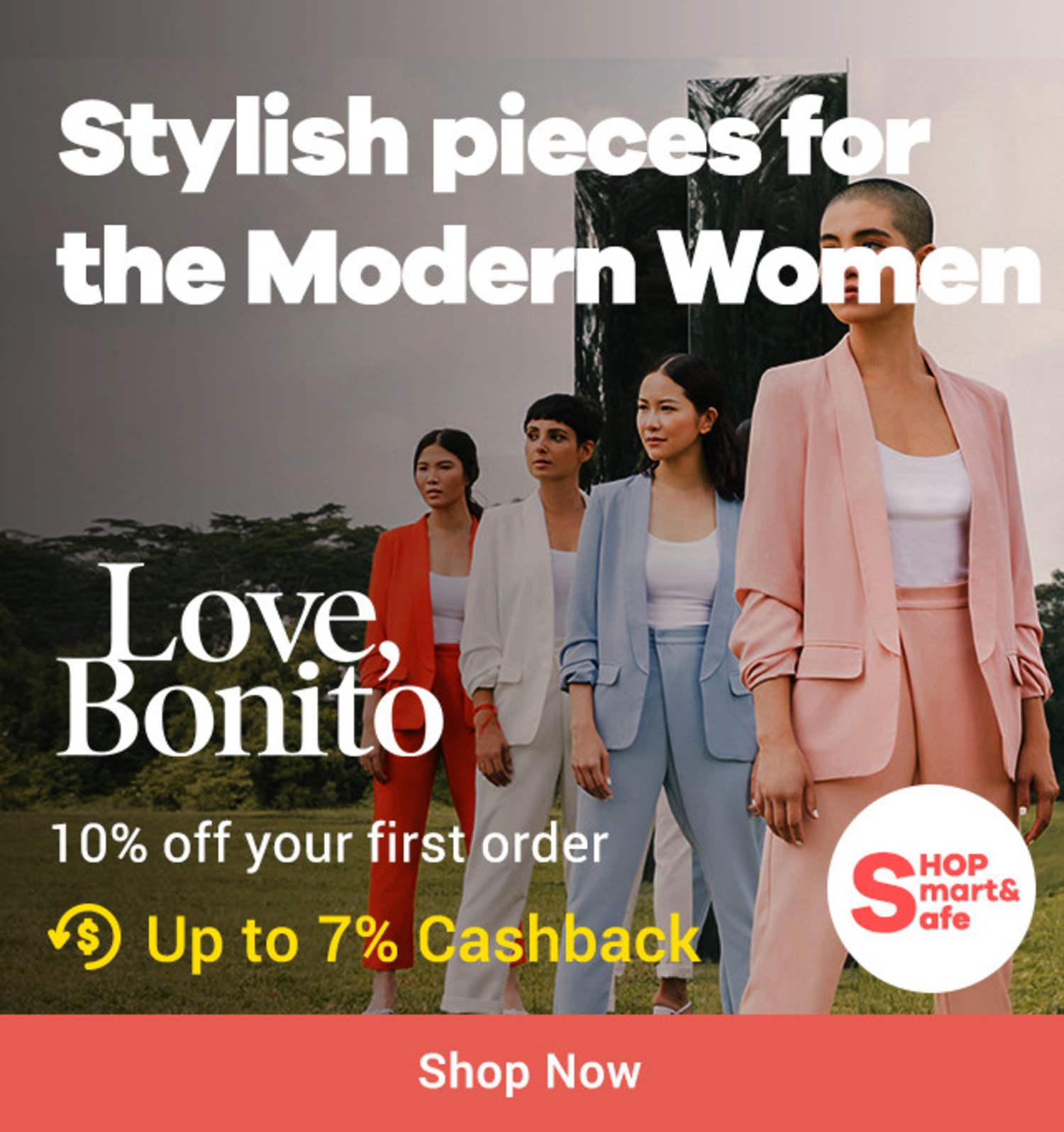 Love Bonito: Find your unique fashion edit