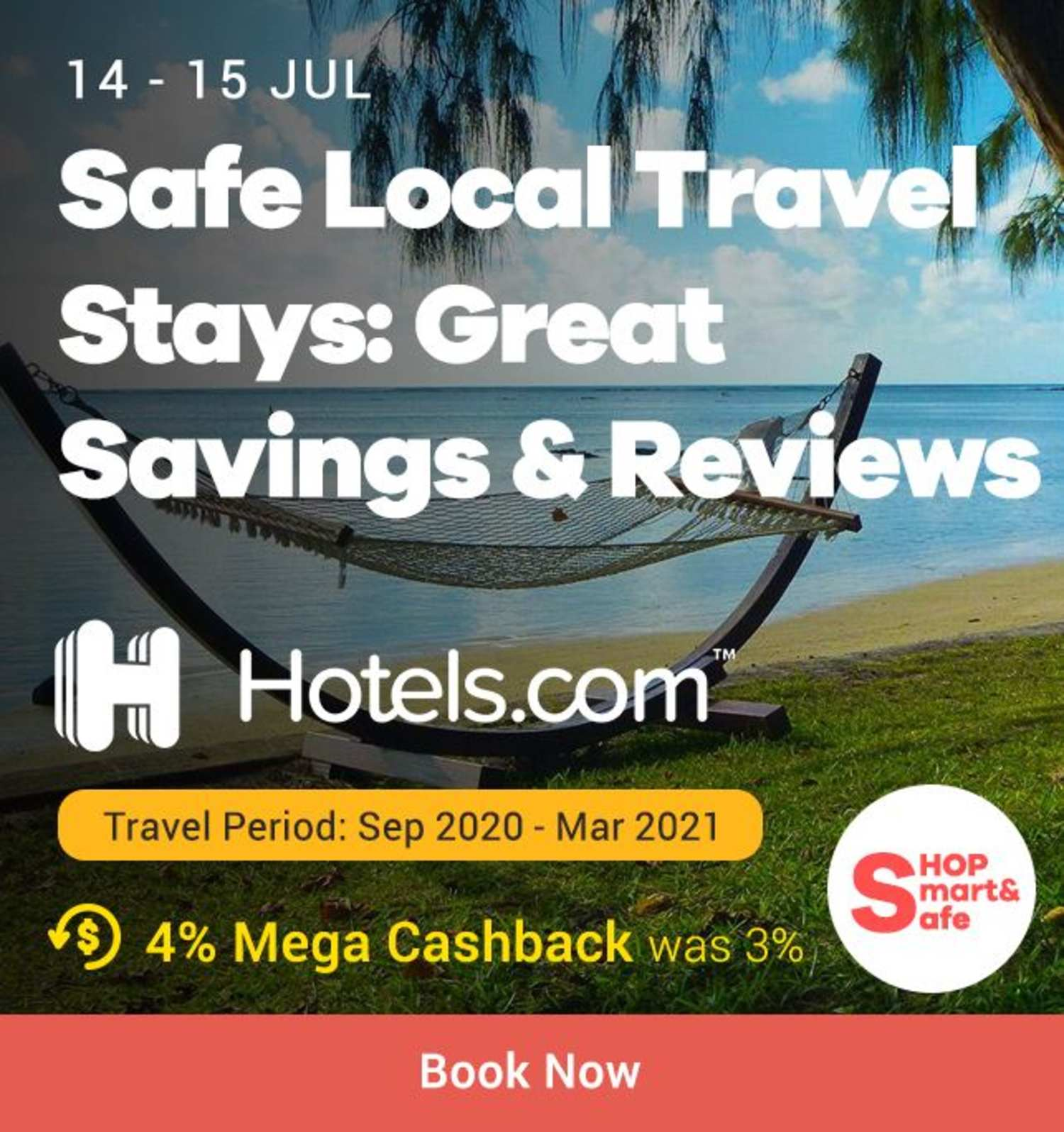 Hotels.com: Safe Local Travel Stays Great Savings & Reviews