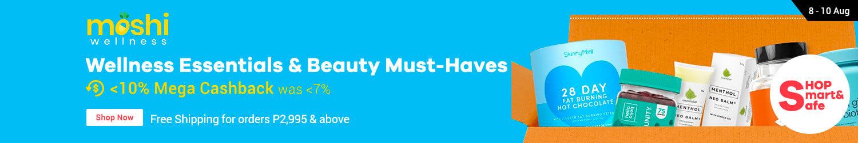 Moshi Wellness: Wellness Essentials & Beauty Must Haves