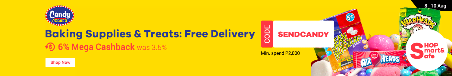 Candy Corner: Baking Supplies & Treats Free Delivery