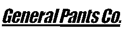 General Pants Co Coupons & Promo Codes