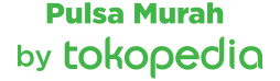 Kupon Diskon Pulsa Murah by Tokopedia
