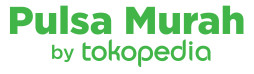 Pulsa Murah by Tokopedia Coupons & Promo Codes