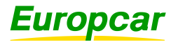 Europcar Voucher & Coupons for December 2019