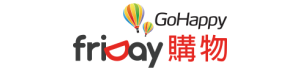 friDay購物 x GoHappy折價券、優惠券、現金回饋