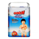 Goo.n Goo.N Premium Pants Super Jumbo L Size (52 pcs) x 3 Packs GooN Super Dry Diaper & Slim Diapers
