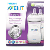 Philips Avent Natural Bottle 9oz Twin Pack