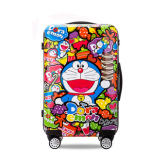 Oem Doraemon Spinner Universal Rolling Wheel Suitcase Luggage(candy party)