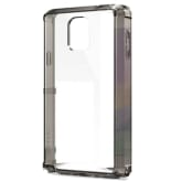 Rearth Ringke Fusion Galaxy Note 4 - Smoke Black