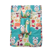 Bebiboo 100 % Cotton Comfortable Baby Bedding Set