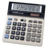 Citizen SDC-868L Electronic Calculator - Kalkulator 12 Digits - Abu-abu