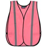 ERB 61728 S102 Non ANSI Safety Vest (Pink)